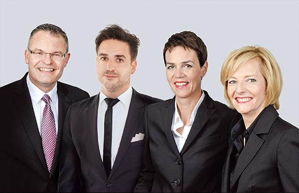 Küng & Vögeli Rechtsanwälte - Rolf Müller, Marco Meili, Miriam Küng, Dr. Nicole Vögeli